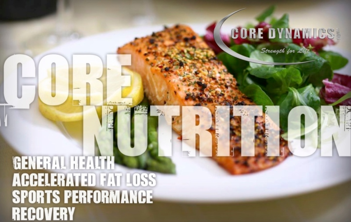 core nutrition rate card pic
